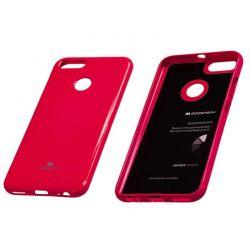 Funda de Silicona Premium Jelly Mercury Xiaomi Mi A1 / 5X Rosa Fuerte