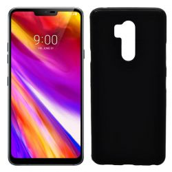 Funda de TPU Mate Lisa para LG G7 ThinQ Silicona Flexible Negro