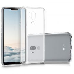 Funda TPU Transparente para LG G7 ThinQ Silicona Ultra Fina Flexible