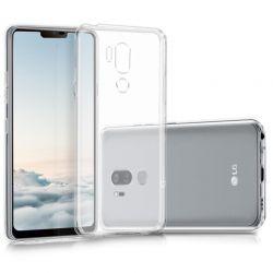 Funda TPU Transparente para LG G7 ThinQ Silicona Ultra Fina Flexible