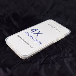 Funda Doble 360 Frontal Trasera Sin Puntos - Xiaomi Redmi Note 4X