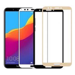Protector pantalla Cristal Templado Completo Huawei Y7 2018 / Honor 7C