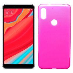 Funda de TPU Mate Lisa para Xiaomi Redmi S2 Silicona Flexible Rosa