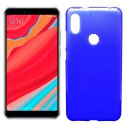 Funda de TPU Mate Lisa para Xiaomi Redmi S2 Silicona Flexible Azul
