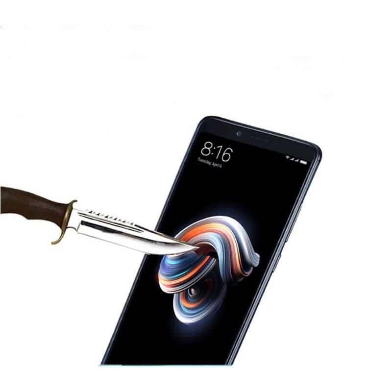 Protector-pantalla-de-Cristal-Templado-Completo-Xiaomi-Mi-A2-Mi-6X miniatura 9