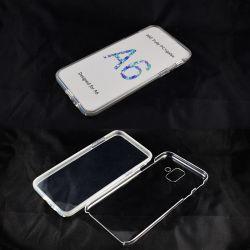 Funda Doble 360 Frontal y Trasera Sin Puntos - Samsung Galaxy A6