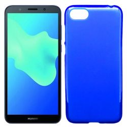Funda de TPU Mate Lisa para Huawei Y5 2018 / Honor 7S Silicona Azul