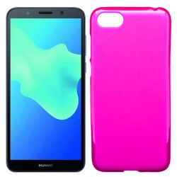 Funda de TPU Mate Lisa para Huawei Y5 2018 / Honor 7S Silicona Rosa