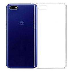 Funda de TPU Silicona Transparente para Huawei Y5 2018 / Honor 7S