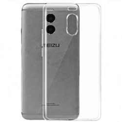 Funda TPU Transparente para Meizu M6 Note Silicona Ultra Fina Flexible