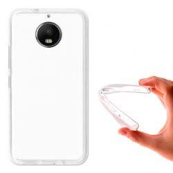 Funda TPU Transparente para Motorola Moto G6 Plus Silicona Flexible