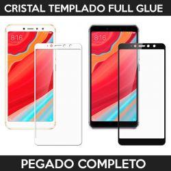 Protector pantalla con adhesivo y pegado completo - Xiaomi Redmi S2