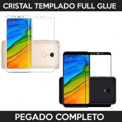 Protector pantalla con adhesivo y pegado completo - Xiaomi Redmi 5 Plus