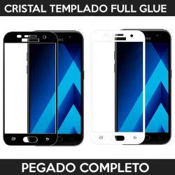 Protector pantalla adhesivo y pegado completo para Samsung Galaxy A5 2017
