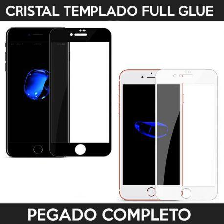 f77a1de239c Protector de pantalla full glue adhesivo completo para iPhone 7 / 8