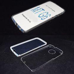 Funda Doble 360 Frontal y Trasera Sin Puntos - Motorola Moto G6