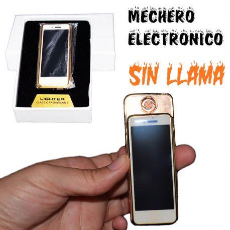 33238d47f6e Mechero encendedor electrónico de cigarrillos sin llama diseño iPhone