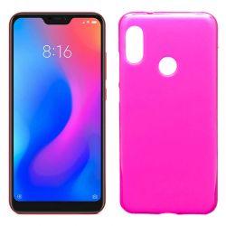 Funda TPU Mate Lisa para Xiaomi Redmi 6 Pro / Mi A2 Lite Silicona Rosa