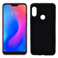 Funda de TPU Mate Lisa Xiaomi Redmi 6 Pro / Mi A2 Lite Silicona Negro