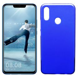 Funda de TPU Mate Lisa para Huawei P Smart Plus Silicona Azul