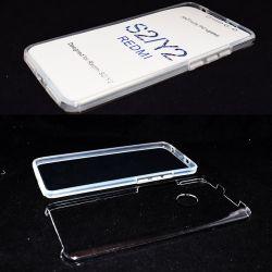 Funda Doble 360 Frontal y Trasera Sin Puntos - Xiaomi Redmi S2