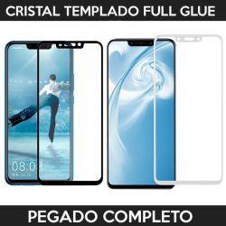 Protector pantalla con adhesivo y pegado completo - Huawei P Smart Plus