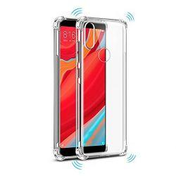 Funda Antishock de silicona para Xiaomi Redmi S2