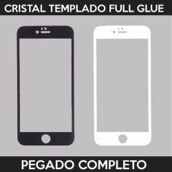Protector pantalla Full Glue con adhesivo y pegado completo - iPhone 6 Plus