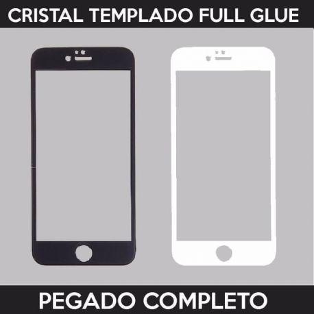 92c9f9b4c41 Protector pantalla Full Glue con adhesivo y pegado completo - iPhone 6 Plus
