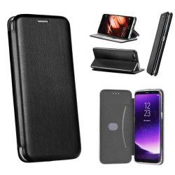 Funda de libro Forcell Elegance - Samsung Galaxy J6 2018 Negro