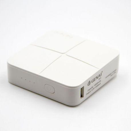 Batería Externa Power Bank A41 de 1000MAh para iPhone y Android