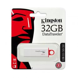 Pendrive Kingston Data Traveler, Memoria Usb 32GB USB 3.0
