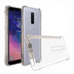 Funda esquinas reforzadas de Silicona - Samsung Galaxy A6 2018