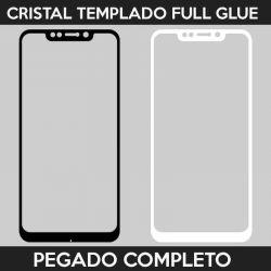Protector pantalla con adhesivo y pegado completo - Xiaomi Pocophone F1