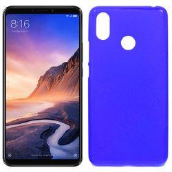Funda TPU Mate Lisa para Xiaomi Mi Max 3 Silicona flexible Azul