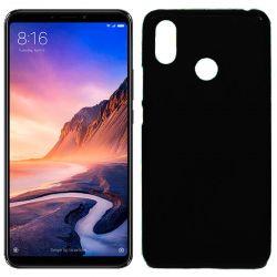 Funda TPU Mate Lisa para Xiaomi Mi Max 3 Silicona flexible Negro