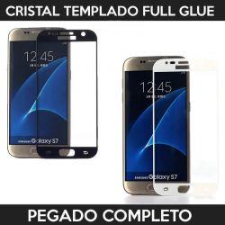 Protector pantalla con adhesivo y pegado completo para Samsung Galaxy S7