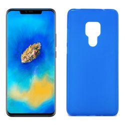 Funda de TPU Mate Lisa para Huawei Mate 20 Silicona Azul