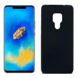 Funda de TPU Mate Lisa para Huawei Mate 20 Silicona Negro