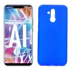 Funda de TPU Mate Lisa para Huawei Mate 20 Lite Silicona Azul