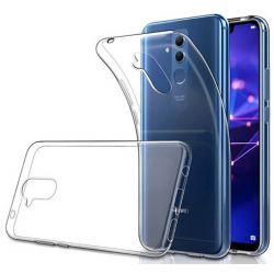 Funda de TPU Silicona Transparente para Huawei Mate 20 Lite