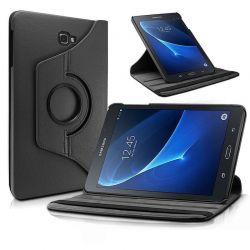 Funda Libro Giratoria 360 - Samsung Galaxy Tab A 2016 T580 Negro