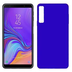 Funda TPU Mate Lisa Samsung Galaxy A7 Silicona Flexible Azul