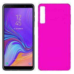 Funda TPU Mate Lisa Samsung Galaxy A7 Silicona Flexible Rosa