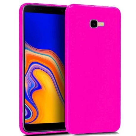 4b5286ed8e4 Funda TPU Mate Lisa Samsung Galaxy J4 Plus Silicona Flexible Rosa