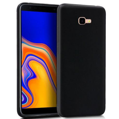 98e9dd45b6f Funda TPU Mate Lisa Samsung Galaxy J4 Plus Silicona Flexible Negro