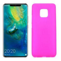 Funda de TPU Mate Lisa para Huawei Mate 20 Pro Silicona Rosa