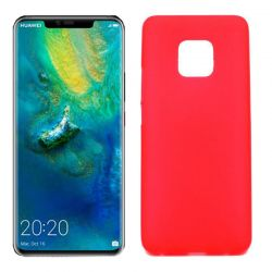 Funda de TPU Mate Lisa para Huawei Mate 20 Pro Silicona Rojo