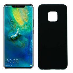 Funda de TPU Mate Lisa para Huawei Mate 20 Pro Silicona Negro