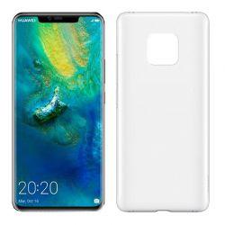 Funda de TPU Silicona Transparente para Huawei Mate 20 Pro